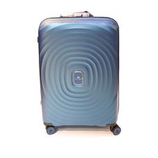 Чемодан на 4 х колесах Snowball из полипропилена среднего размера Robust 05203 синий