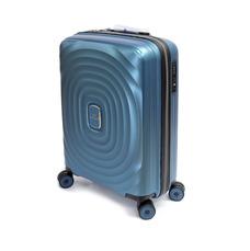 Мала дорожня валіза 55х36х20 см Snowball Robust 05203 синя