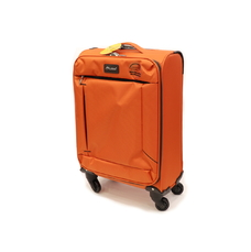 Малый чемодан 55х35х20 см Airtex Proteus 6287 оранжевый