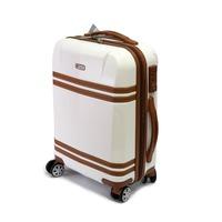 Фотографія: Красивый женский чемодан из поликарбон..