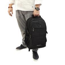 Рюкзак для ноутбука Airtex 48х35х16 см черный Sacados 717