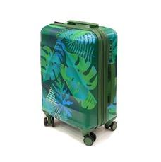 Пластикова валіза мала 40 л Airtex 970 зелена