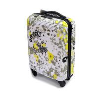 Фотографія: Чотириколісна мала валіза з поліпропіл..