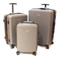 Фотографія: Комплект дорожных чемоданов из поликар..