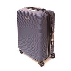 Полікарбонатна валіза велика 108 л Airtex Deimos 968 синя
