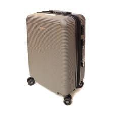 Велика валіза 108 л з полікарбонату Airtex Deimos 968 сіра