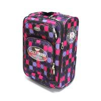 Фотографія: Малый дорожный чемодан на колесах из т..