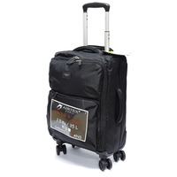Фотографія: Малый тканевый чемодан на 4-х колесах ..