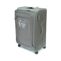 Фотографія: Міцна текстильна валіза великого розмі..