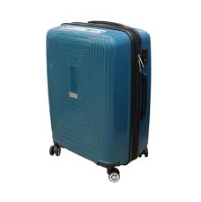 Чемодан Airtex полипропилен 70 л 65х46х26 см синий Newstar 241
