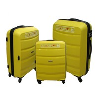 Фотографія: Набор полипропиленовых чемоданов Airte..