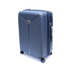 Велика валіза для подорожі з поліпропілену 118 л Snowball Robust 05103 синя