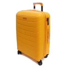 Велика валіза з поліпропілену на колесах 115 л Snowball оранжева