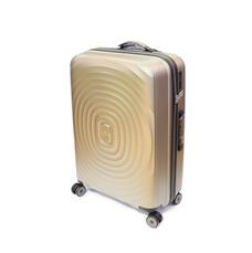Мала дорожня валіза 55х36х20 см Snowball Robust 05203 золотиста